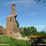 Zamek w Besiekierach