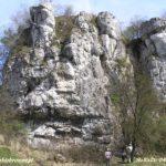 Ruiny zamku w Białym Kościele