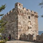 Zamek św. Piotra w Bodrum