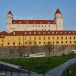 Zamek w Bratysławie