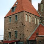 Zamek w Chełmnie baszta Mestwina