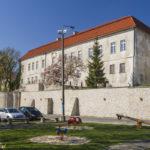 Zamek w Krapkowicach