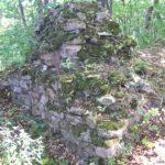 Ruiny zamku Szumsko w Rembowie