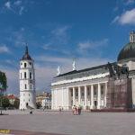 Wilno Pałac Wielkich Książąt Litewskich na Zamku Dolnym