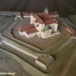 Makieta zamku w Nowym Wiśniczu