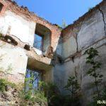 Ruiny zamku w Chrzelicach