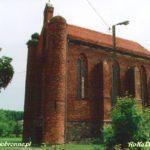Chwarszczany kaplica templariuszy