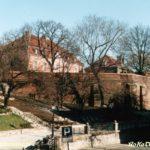 Zamek w Poznaniu przed odbudową