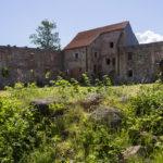 Zamek Hasenpot w Aizpute