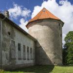 Zamek Alschwangen w Alsunga