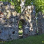 Zamek w Grobina
