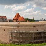 Mury miejskie Wilna. Barbakan