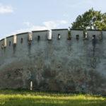 Kieżmark mury obronne barbakan bramy Niskiej