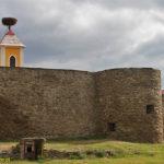 Podoliniec mury miejskie