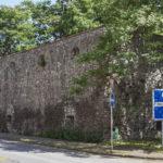 Zwoleń mury miejskie bastion pł-wsch
