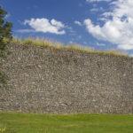 Zwoleń mury miejskie bastion zachodni