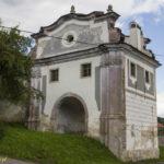 Bańska Szczawnica Piargská brána