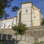 Lewocza mury miejskie Brama Polska