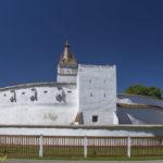 Kościół obronny wHărman