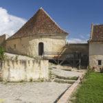 Zamek chłopski w Rasnov