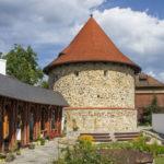 Baia Mare mury miejskie Baszta Rzeźników