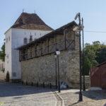 Bystrzyca mury miejskie Wieża Bednarzy