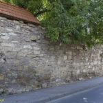 Bystrzyca mury miejskie