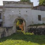 Sancygniów brama renesansowa