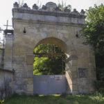 Sancygniów nowa brama