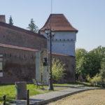 Twierdza wTargu Mures wieża Bathory