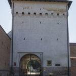 Twierdza wTargu Mures bastion bramny