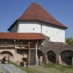 Twierdza wTargu Mures bastion krawców