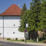 Twierdza wTargu Mures bastion badnarzy