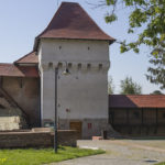 Twierdza wTargu Mures bastion kuśnierzy