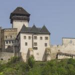Zamek w Trenczynie
