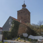 Głogówek miejskie mury obronne Wieża Więzienna