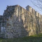 Dobczyce mury miejskie