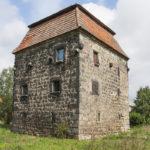 Rakowice Wielkie wieża rycerska