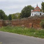 Zamek bastionowy w Czemiernikach