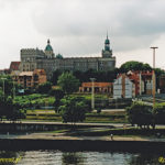 Zamek w Szczecinie