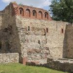 Miejskie mury obronne Wielunia Prochownia