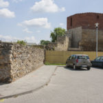 Miejskie mury obronne Wielunia Baszta Męczarnia