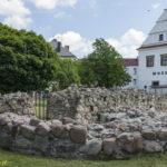 Miejskie mury obronne Wielunia Baszta Skarbczyk