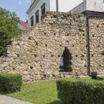Miejskie mury obronne Wielunia