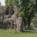 Miejskie mury obronne Wielunia Baszta Swawola