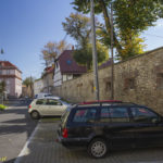 Miejskie mury obronne Strzelec Opolskich