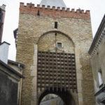 Bystrzyca Kłodzka miejskie mury obronne brama Wodna