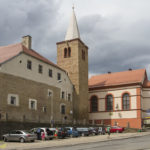 Bystrzyca Kłodzka miejskie mury obronne baszta Rycerska