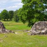 Ruiny zamku Āraiši