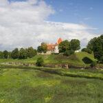 Zamek w Bausce